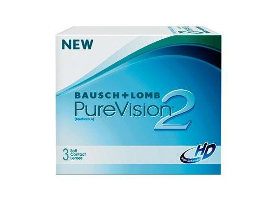 PureVision 2 HD (1x3)