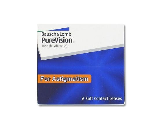 PureVision Toric (1x6)