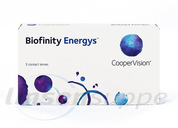 Biofinity Energys (3 Stk.)