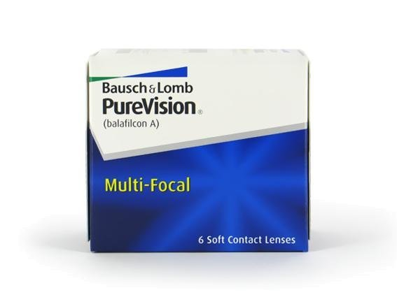 PureVision Multifokal (1x6)