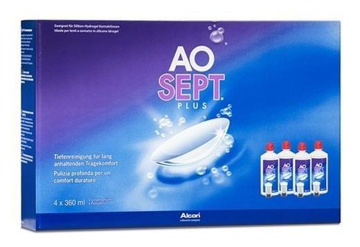 AOSept Plus (4x360ml)