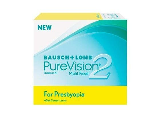 PureVision 2 HD Multifokal (1x3)