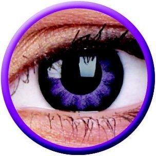 BigEyes Ultra Violet (3-Monatslinse) (1x2)