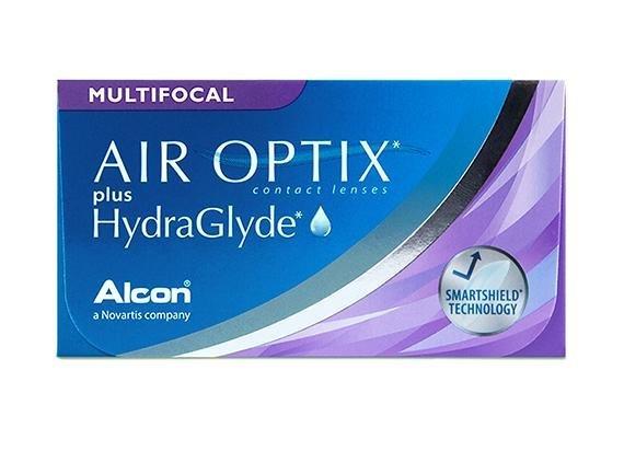 Air Optix Aqua plus HydraGlyde Multifocal (1x3)