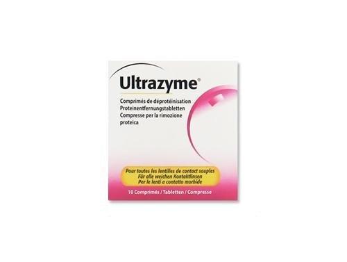 Ultrazym-Proteintabletten (10 Tabletten)