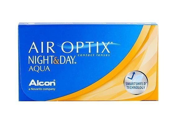 Air Optix Night & Day Aqua (1x3)