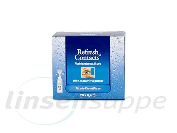Refresh Contacts (20 x 0,4ml)