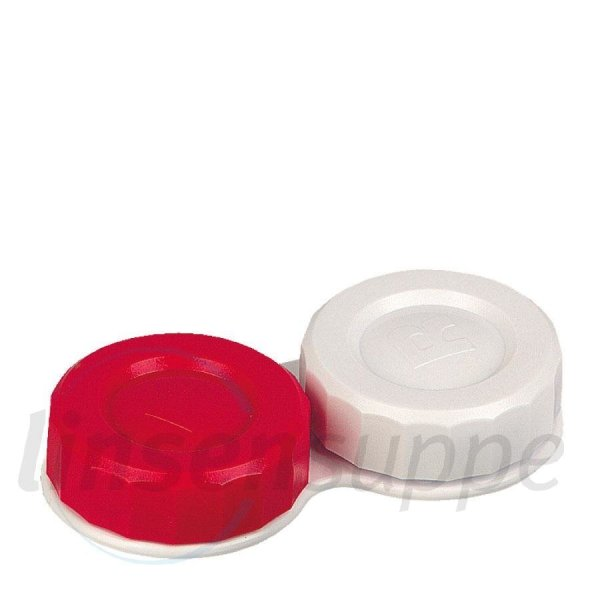 Flat-Case Rot/Weiß