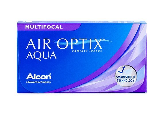 Air Optix Aqua Multifokal (1x6)