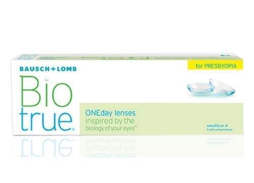 Biotrue ONEday Multifokal (30 Stk.)
